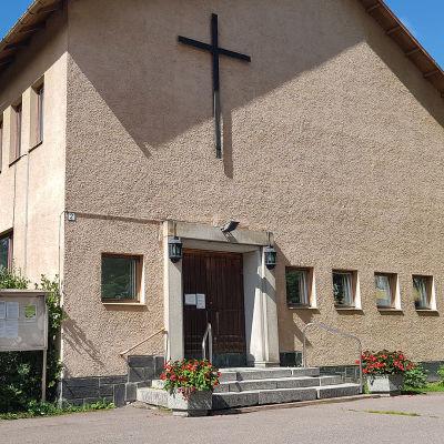 Imatrankosken kirkko