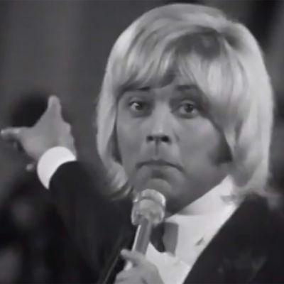 Danny euroviisukarsinnoissa vuonna 1974.
