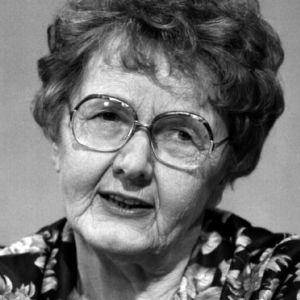 Kirjailija Anni Polva