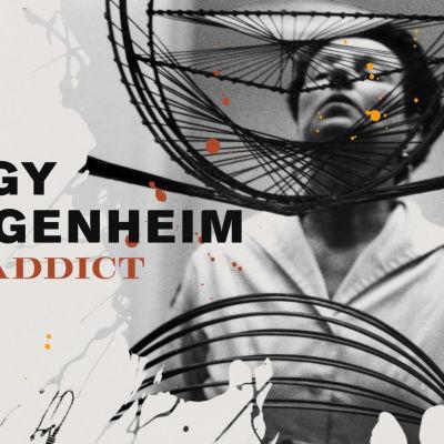 Dokumentin Peggy Guggenheim, taiteen rakastaja mainoskuva