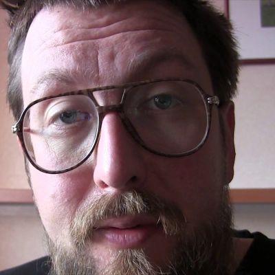 Matti Airaksinen vuonna 2014