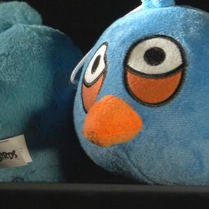 Angry Birds -lelun kopio.