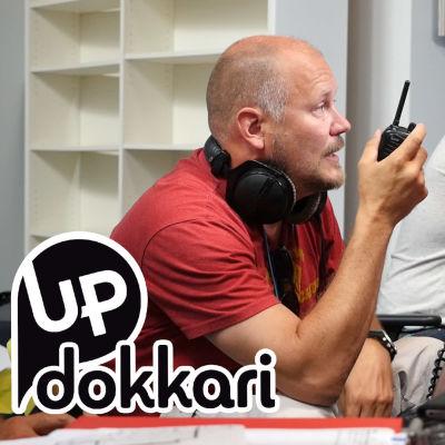 Uuden Päivän pääohjaaja Janne Virtanen.