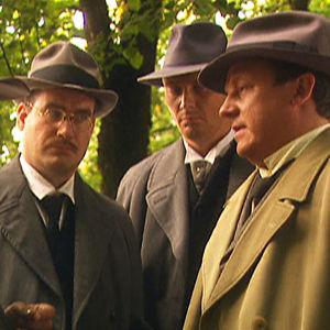 Neljä miestä, jotka päättivät Suomen kohtalosta 1920.