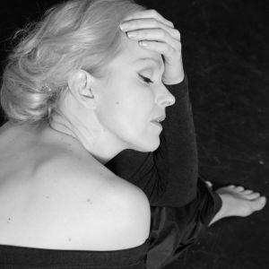 Anu Sinisalo som Marilyn Monroe.