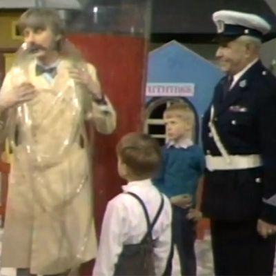 Barnprogrammet Lilla Torget.