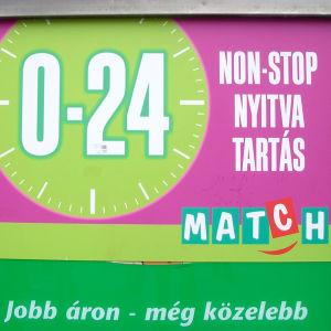 Unkarilainen mainos
