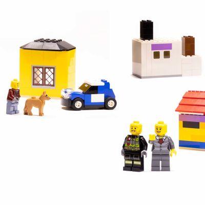Siirrettävät talot ja materiaalien uudelleenkäyttö vähentävät rakentamisen ympäristökuormaa.