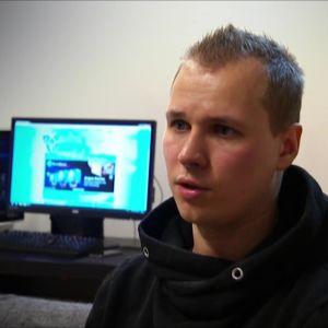 """Slaava """"Twista"""" Räsänen edustaa Paranoia eSports -organisaatiota CS:GO-pelissä"""