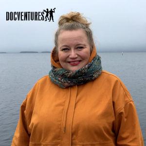 Ann-Mari Leinonen 2019 ja koululaisena.