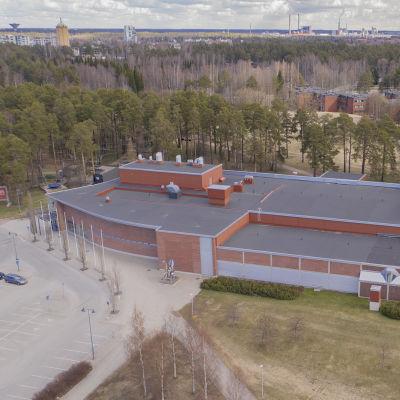 Raksilan uimahalli Oulussa
