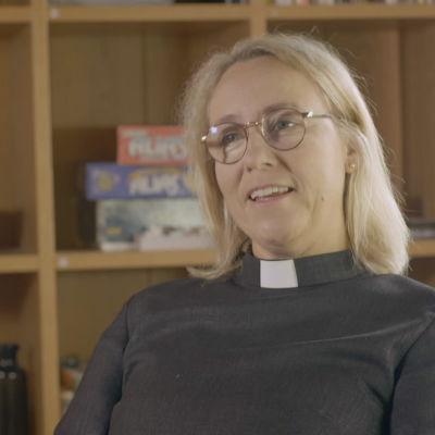 Prästen Ulrica Stigberg i Himlaliv