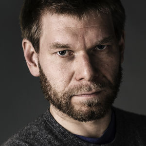 Kalle Kinnusen kasvokuva