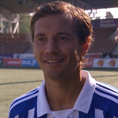 Sebastian Mannström, HJK, 2014.