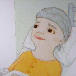 """Illustration ur barnboken """"Mammas Liv"""""""