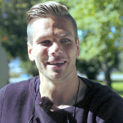 Sebastian Strandvall