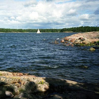 Suvisaaristo Espoossa.