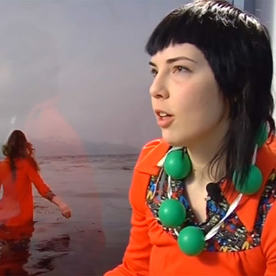 Valokuvaaja Susanna Majuri dokumentissa Äkkisyviä kuvia (2008)
