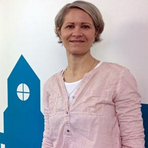 Koulu- ja opiskelijaterveydenhuollon lääkäri Paula Häkkänen