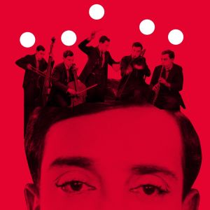 Buster Keaton ja The Playhouse. Teeman elokuvafestivaalin 2016 visuaalista ilmettä.
