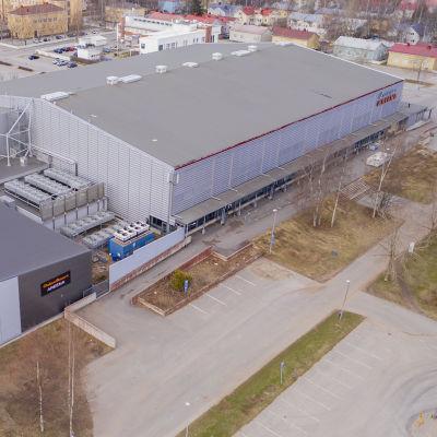 Oulun jäähalli