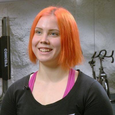 styrkelyftaren Susanna Törrönen
