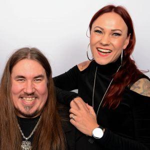 Maija Salminen, Antti Railio ja Mira Luoti puolilähikuvassa