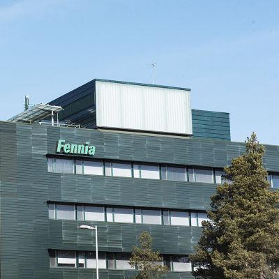 Fennias kontor.