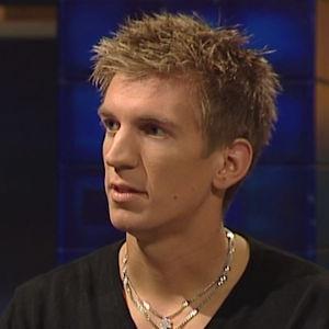 Jarkko Nieminen studiossa (Arto Nybergin haastattelussa).
