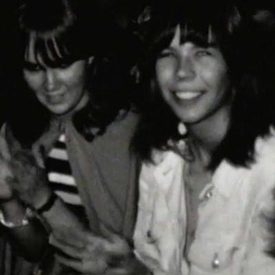Porin kitarafestivaalin nuorta yleisöä vuonna 1967.