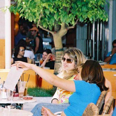 Kreikkalainen kahvila