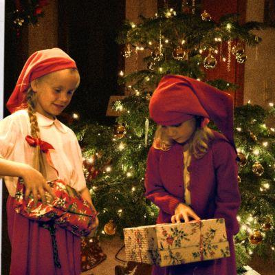 Heinähatun ja Vilttitossun joulukalenteri