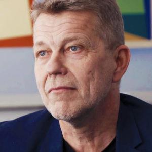 Kulturfondens vd Sören Lillkung.