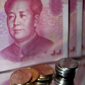Kiinalaista rahaa