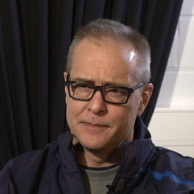 Winnipeg Jets tränare Paul Maurice