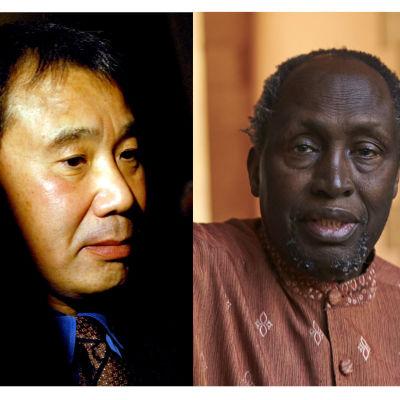Haruki Murakami, Ngugi wa Thiong'o, Amos Oz
