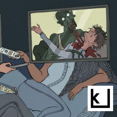 Kuvituskuva tv-sarjajuttuun.