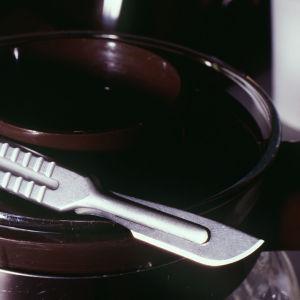 Kirurgin skalpelli