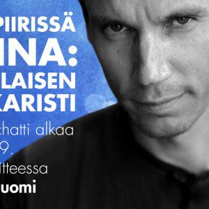 Juha Itkonen ja teksti Verkkolukupiirin alkamisesta