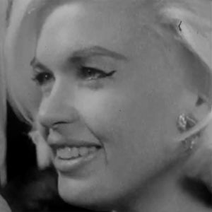 Jayne Mansfield Seutulassa (1963).