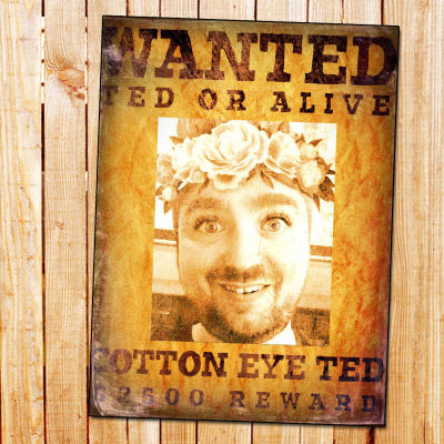 cotton eye ted