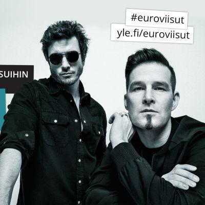Euroviisujen 13.-18.5.2019 kulku