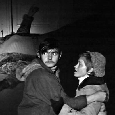 Kollage från tv-serien Minns i november, 1971