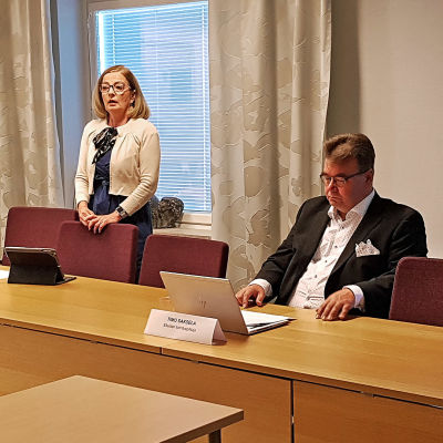 Santtu Niemi, Anneli Kiljunen ja Timo Saksela