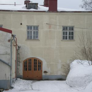 Skyddade byggnader i Carpelans kvarter i Jakobstad