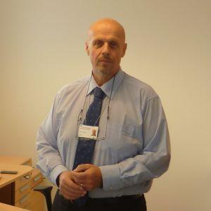 Direktören för Vasa sjukvårdsdistrikt Göran Honga