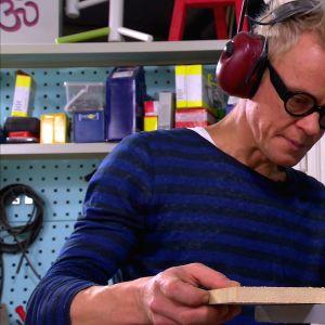 Jim sågar början till svepasken