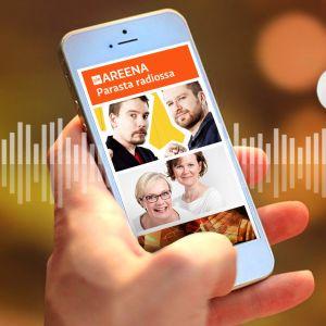 Tilaa Areena-audioiden uutiskirje
