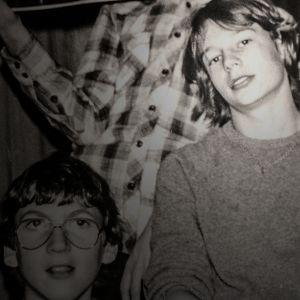 Kuva Esbjörn Svenssonista nuorena.