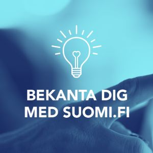 Startbild för artikel om Suomi.fi:s tjänster